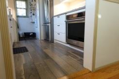 Beautiful new flooring