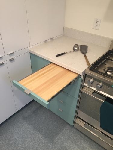 Semihandmade on Ikea Akurum